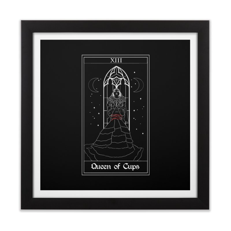 Yharnam, Pthumerian Queen Home Framed Fine Art Print by marpeach's Artist Shop