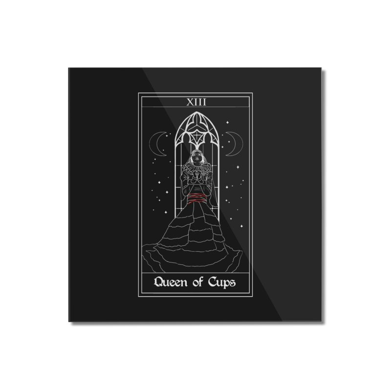 Yharnam, Pthumerian Queen Home Mounted Acrylic Print by marpeach's Artist Shop