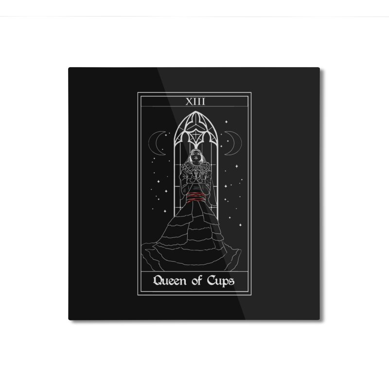 Yharnam, Pthumerian Queen Home Mounted Aluminum Print by marpeach's Artist Shop