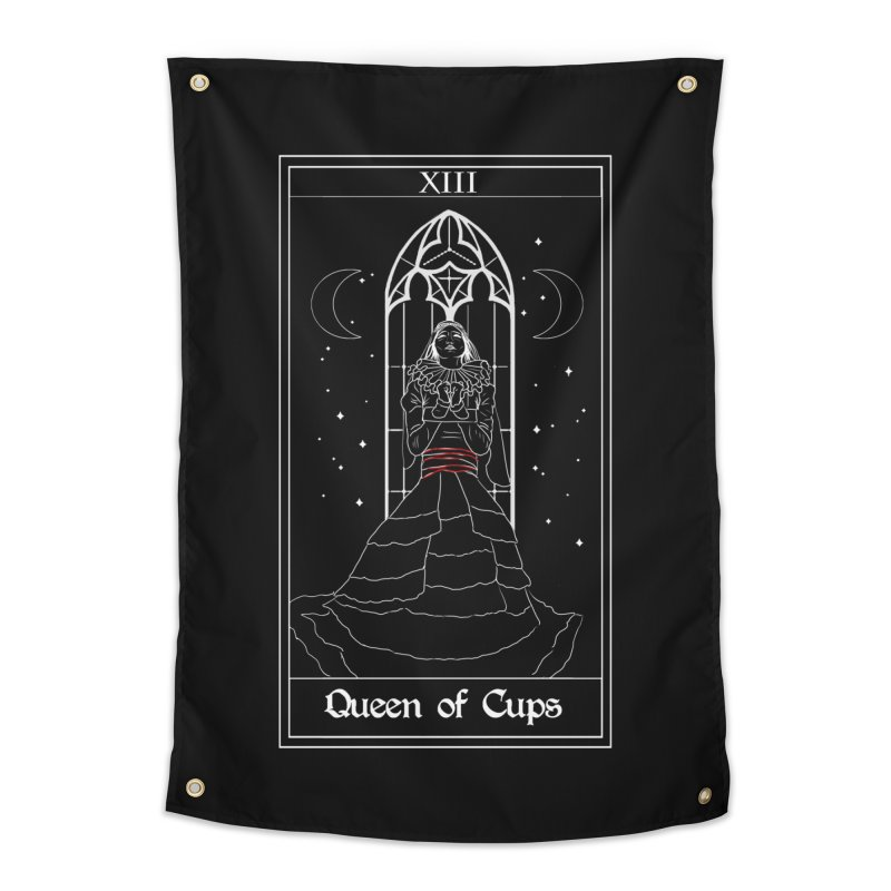 Yharnam, Pthumerian Queen Home Tapestry by marpeach's Artist Shop