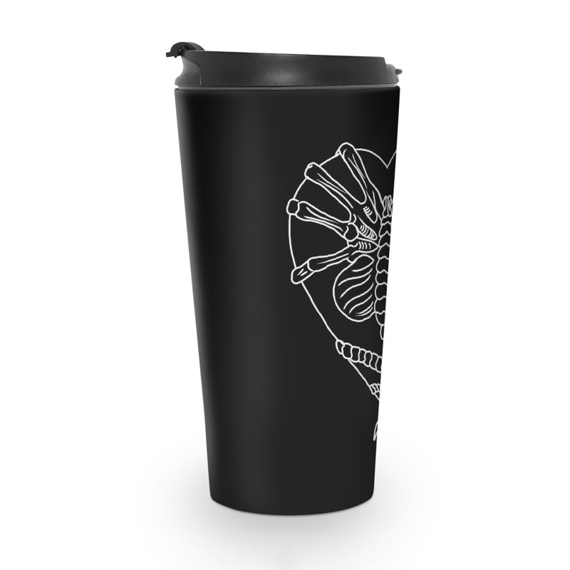 Facehugger Accessories Mug by marpeach's Artist Shop