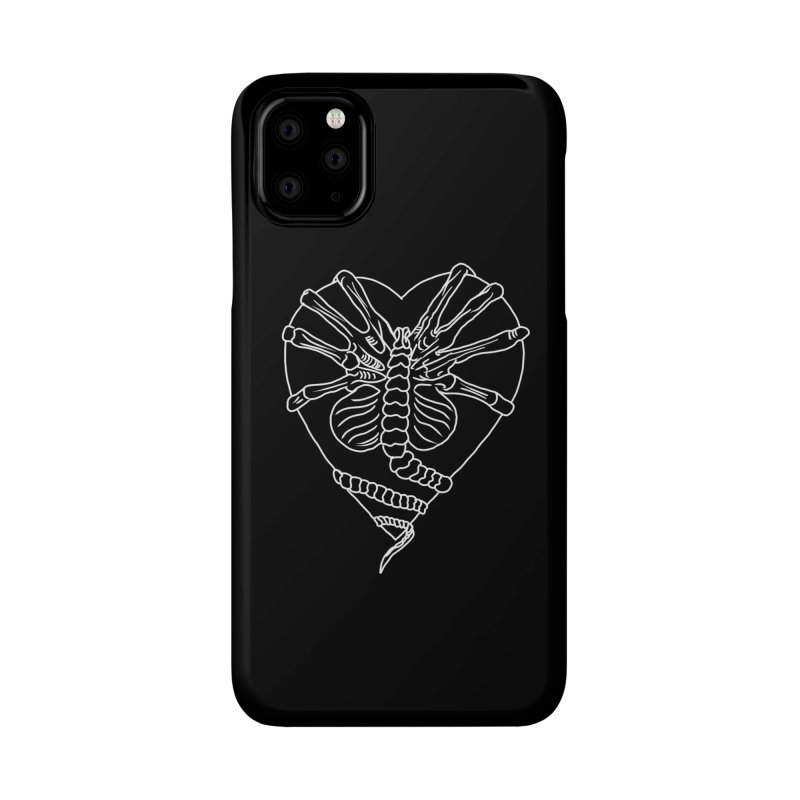 Facehugger Accessories Phone Case by marpeach's Artist Shop