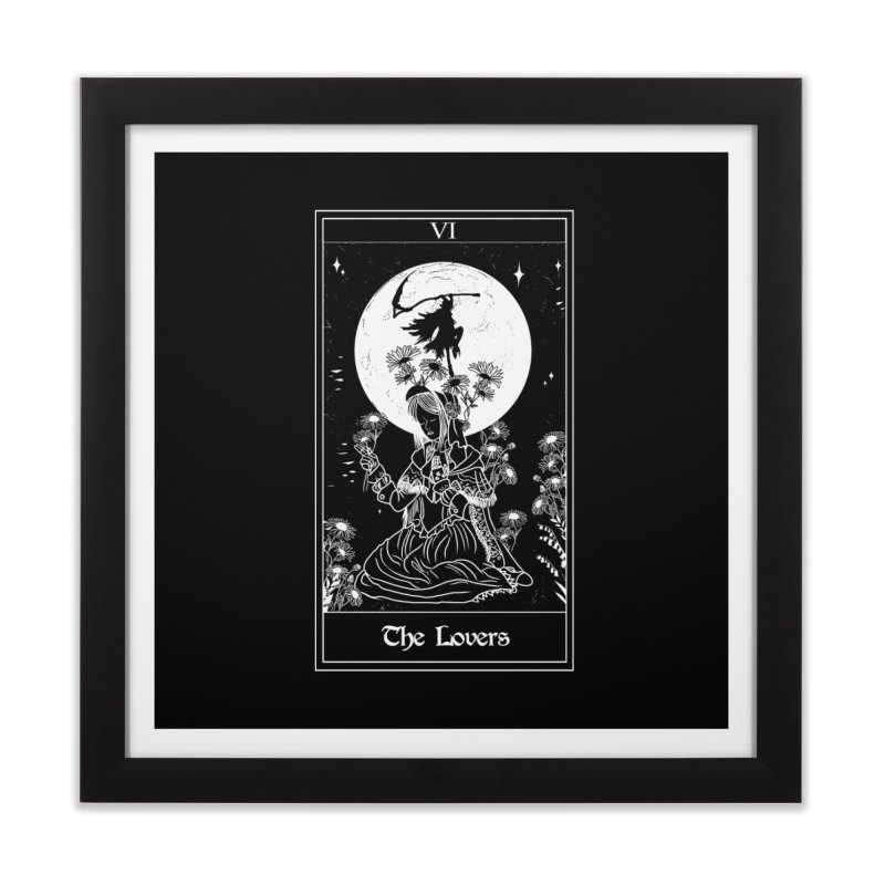 The Lovers Home Framed Fine Art Print by marpeach's Artist Shop