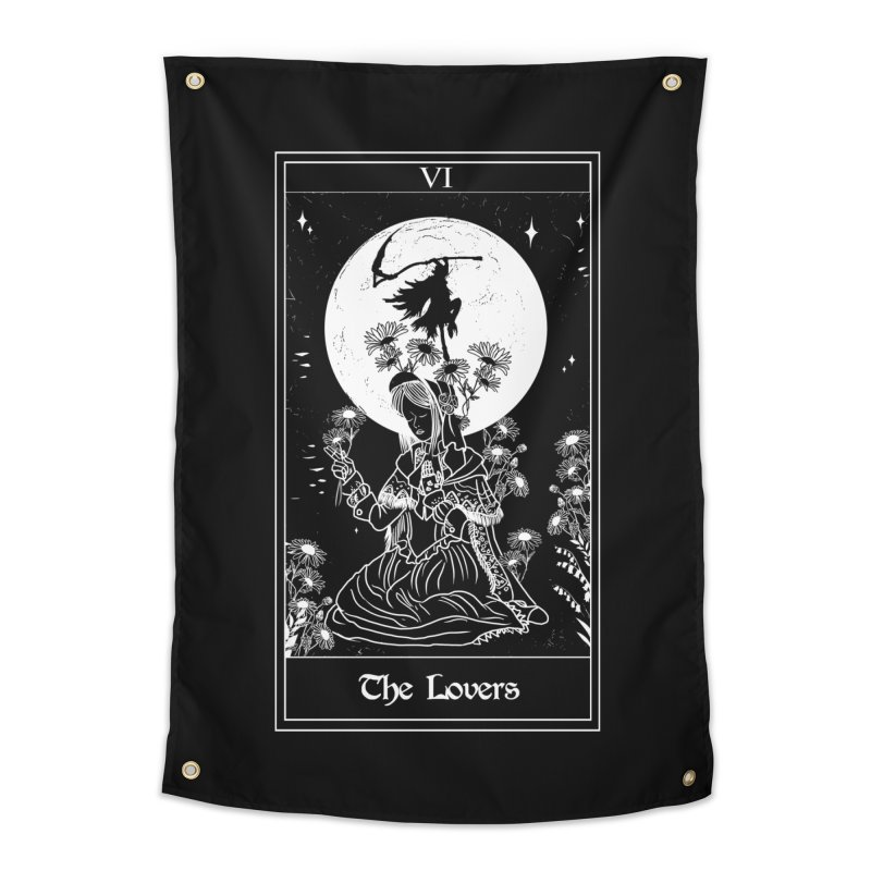 The Lovers Home Tapestry by marpeach's Artist Shop