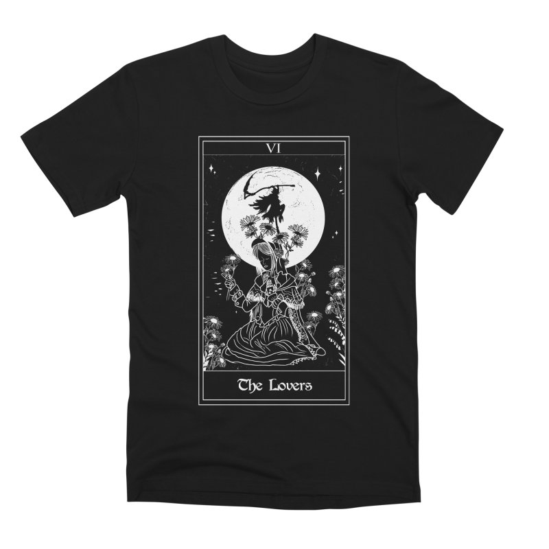 The Lovers Men's T-Shirt by marpeach's Artist Shop