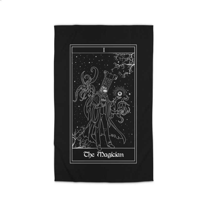 The Magician Home Rug by marpeach's Artist Shop