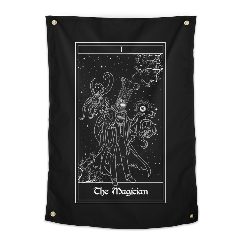The Magician Home Tapestry by marpeach's Artist Shop