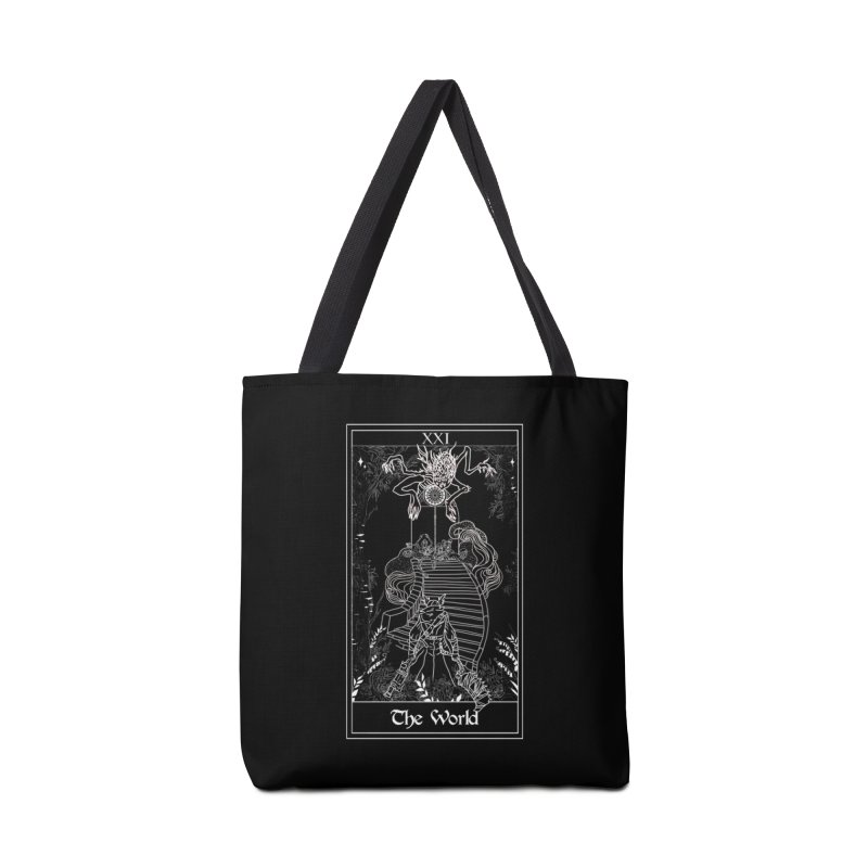 The World Accessories Bag by marpeach's Artist Shop