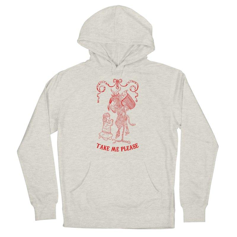 Krampus Men's Pullover Hoody by marpeach's Artist Shop