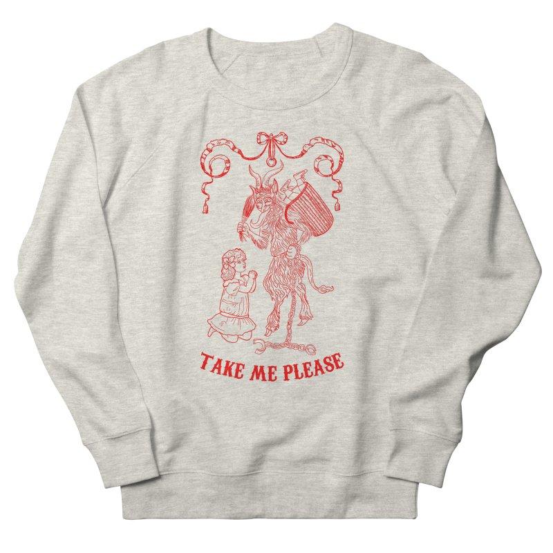 Krampus Women's Sweatshirt by marpeach's Artist Shop