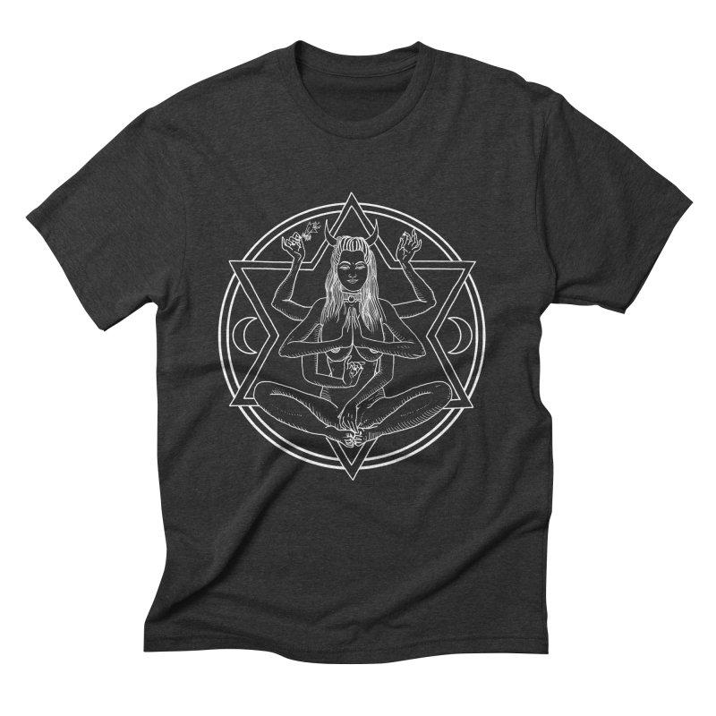 Meditation.. Men's T-Shirt by marpeach's Artist Shop