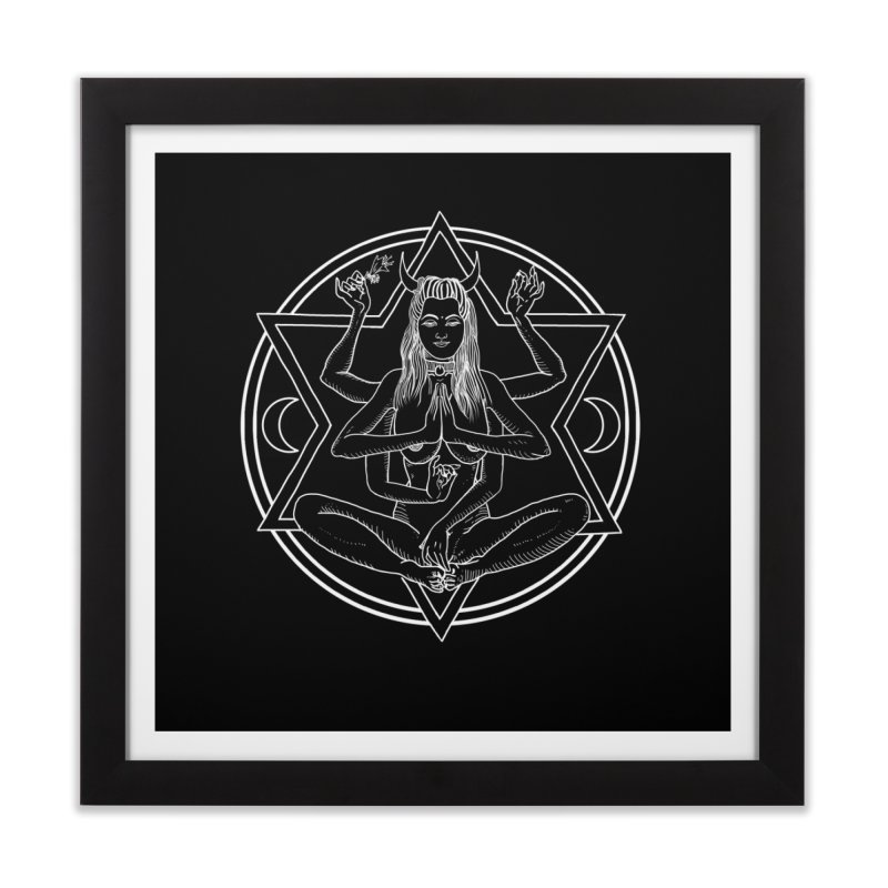 Meditation.. Home Framed Fine Art Print by marpeach's Artist Shop
