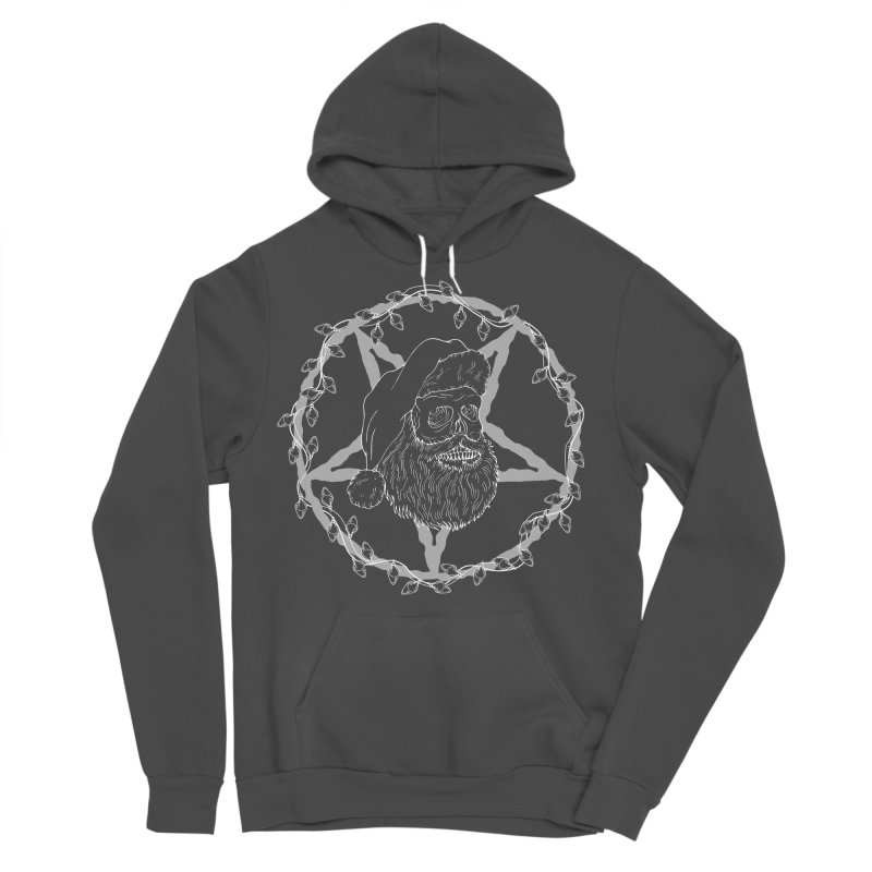 Hail santa Men's Sponge Fleece Pullover Hoody by marpeach's Artist Shop