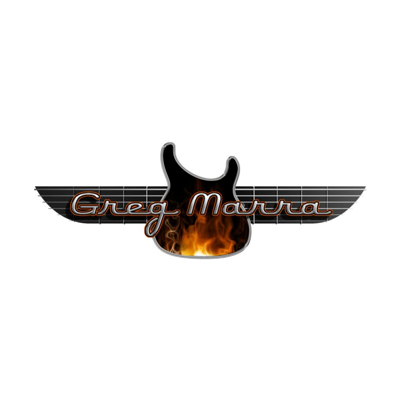 GREG MARRA LOGO Men's T-Shirt by Greg Marra's Artist Shop
