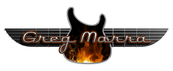 Greg Marra's Artist Shop Logo