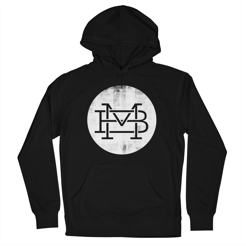 The Logo Shirt Women's Pullover Hoody by Marrowbone Apparel