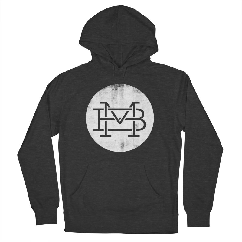 The Logo Shirt Men's French Terry Pullover Hoody by Marrowbone Apparel