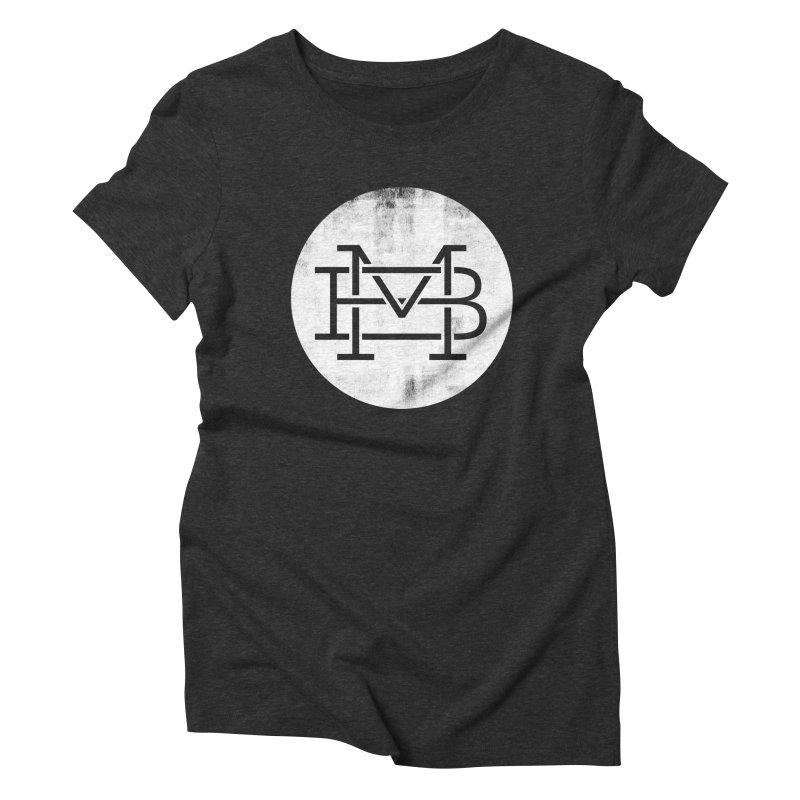 The Logo Shirt Women's T-Shirt by Marrowbone Apparel