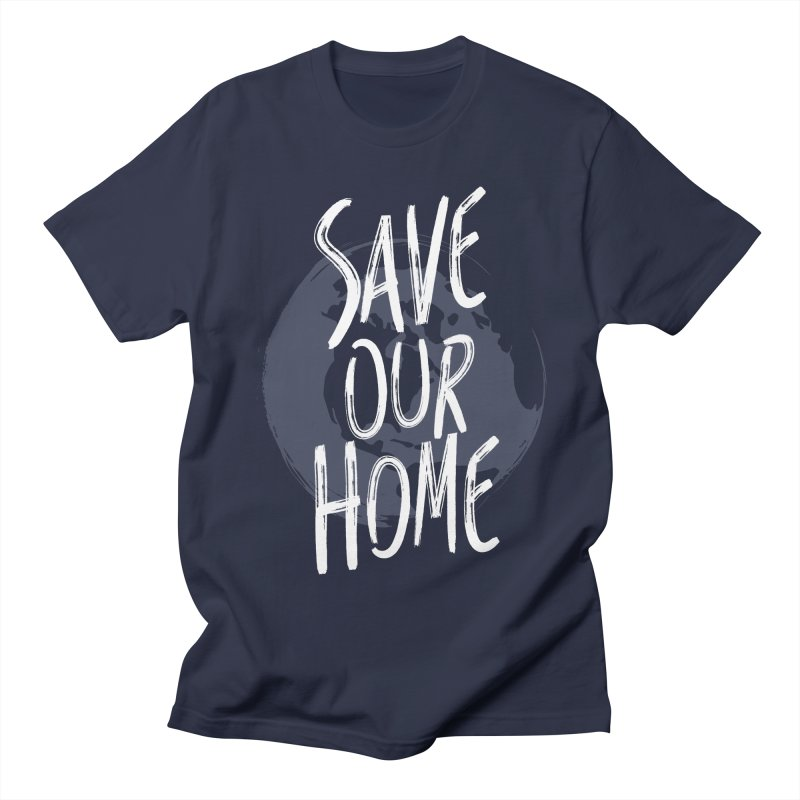 Save Our Home Men's T-Shirt by Marrowbone Apparel