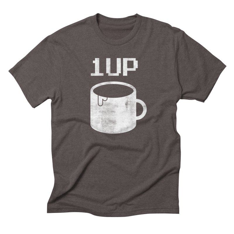 Coffee +1 Men's Triblend T-shirt by Marrowbone Apparel