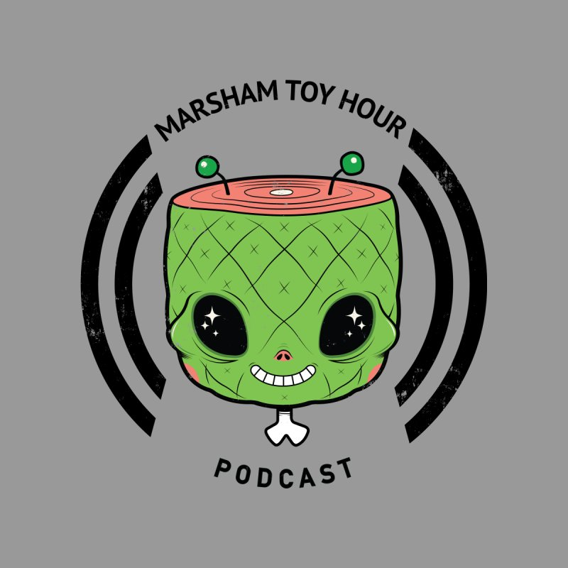 Marsham Alien by Marsham Toy Hour