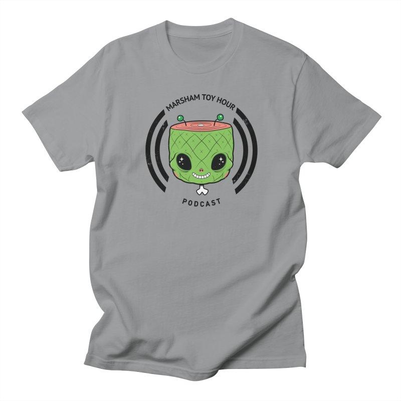 Marsham Alien Women's Regular Unisex T-Shirt by Marsham Toy Hour