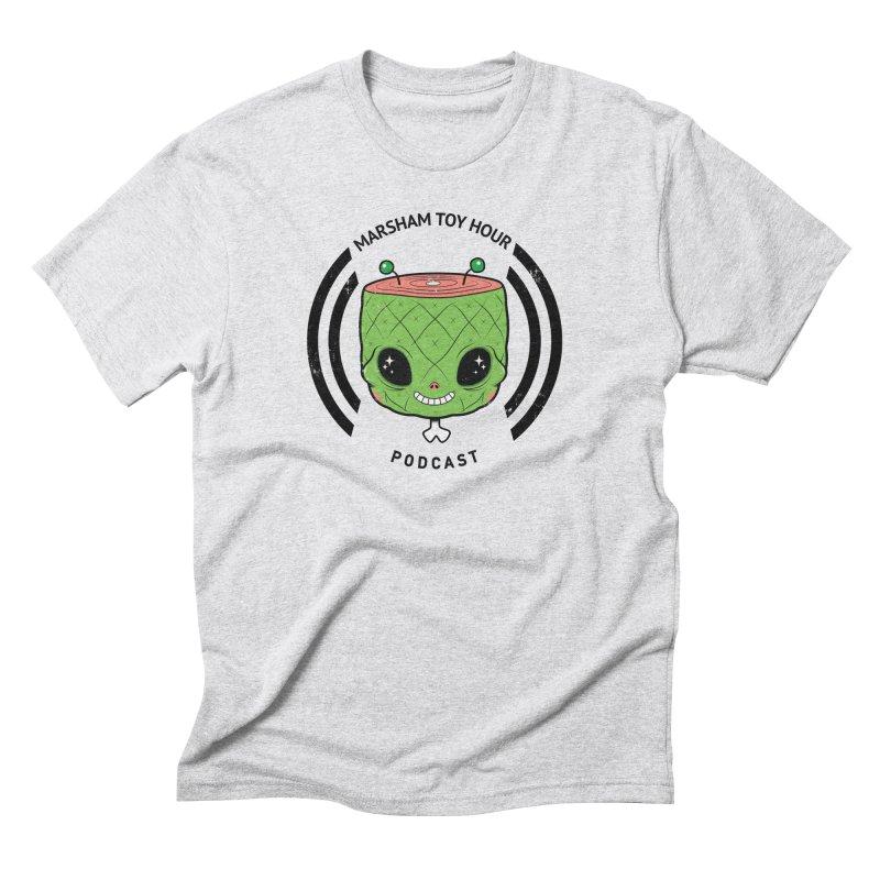Marsham Alien Men's T-Shirt by Marsham Toy Hour