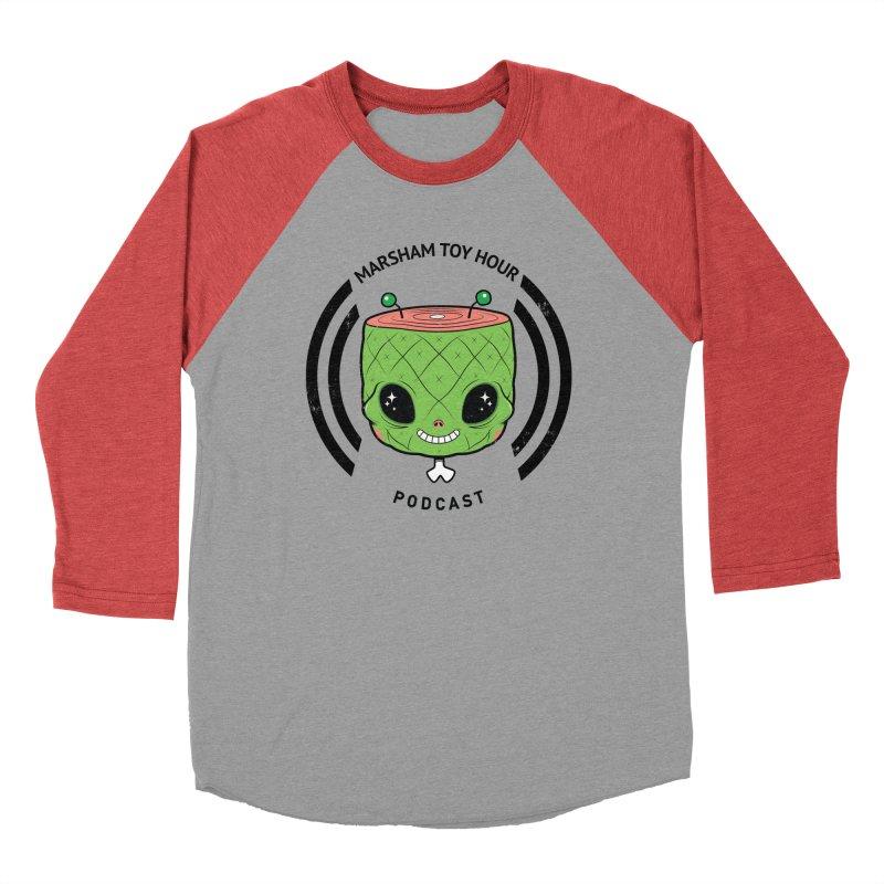 Marsham Alien Men's Longsleeve T-Shirt by Marsham Toy Hour