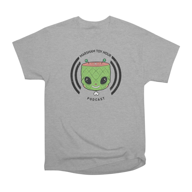 Marsham Alien Women's Heavyweight Unisex T-Shirt by Marsham Toy Hour