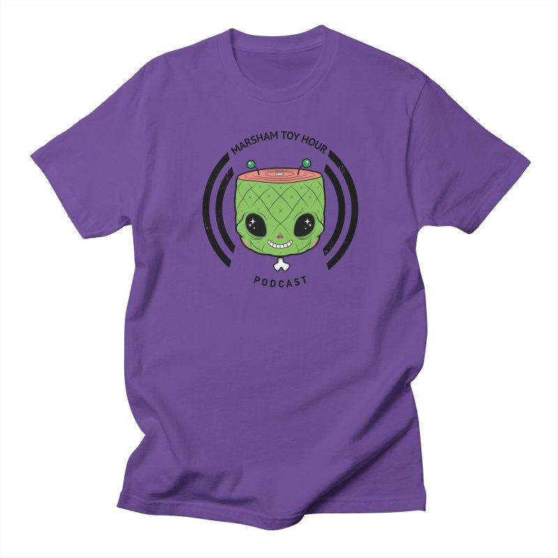 Marsham Alien Women's Unisex T-Shirt by Marsham Toy Hour