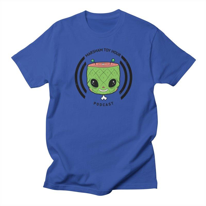 Marsham Alien Men's Regular T-Shirt by Marsham Toy Hour