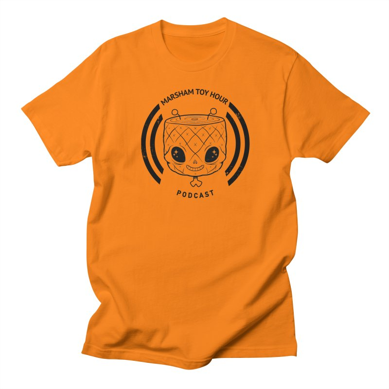 Marsham Toy Hour - Simple Men's T-Shirt by Marsham Toy Hour