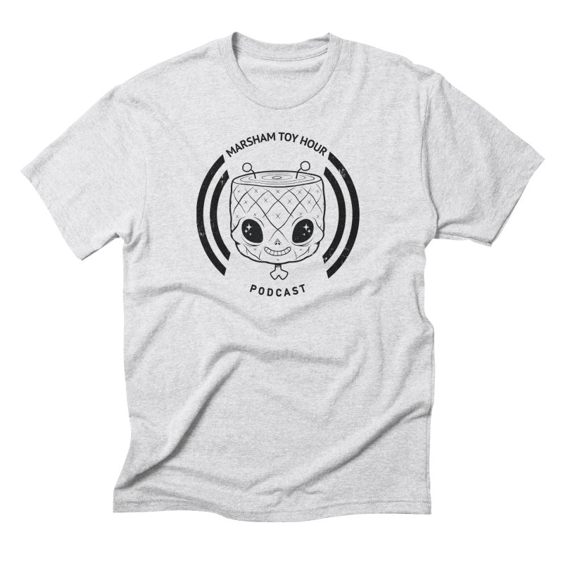Marsham Toy Hour - Simple Men's T-Shirt by Marsham Toy Hour
