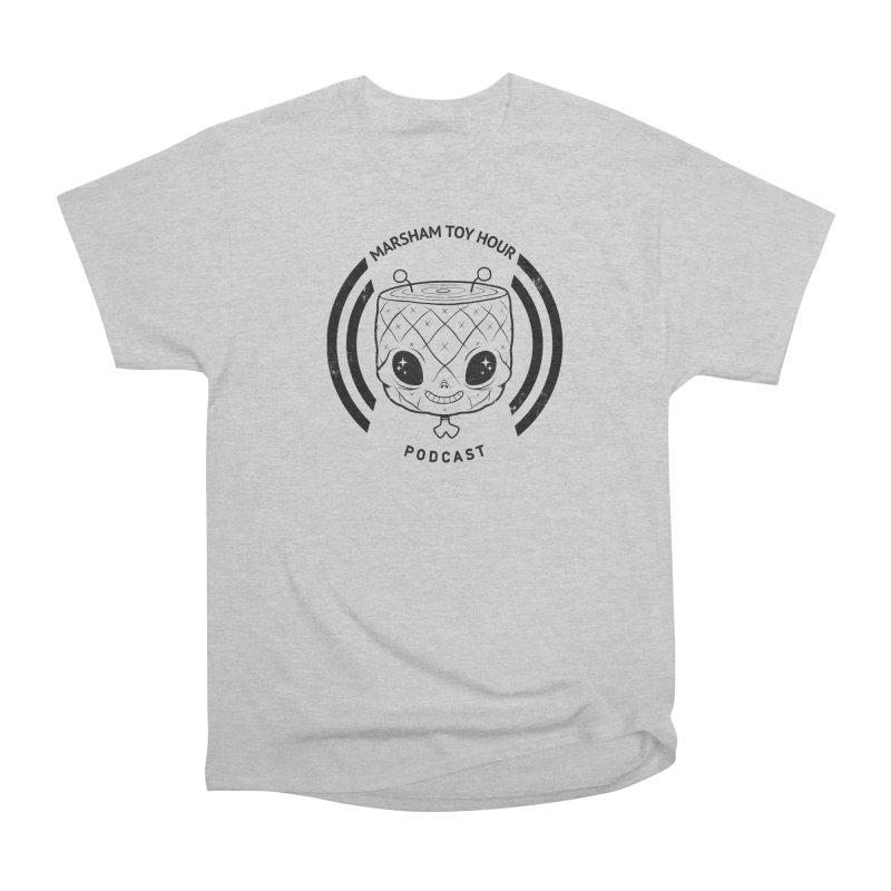 Marsham Toy Hour - Simple Women's Heavyweight Unisex T-Shirt by Marsham Toy Hour