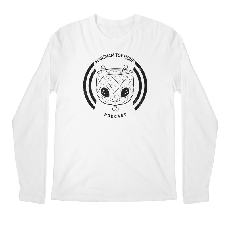 Marsham Toy Hour - Simple Men's Longsleeve T-Shirt by Marsham Toy Hour