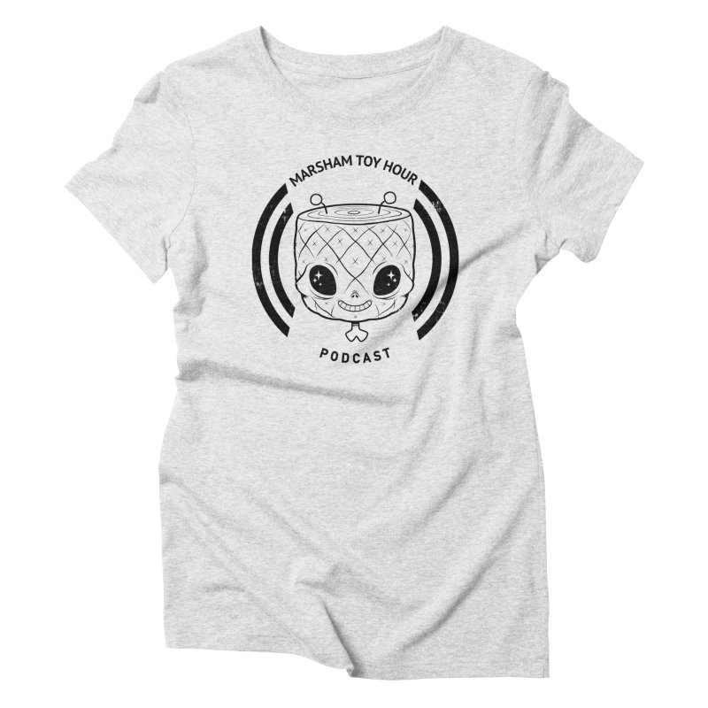 Marsham Toy Hour - Simple Women's Triblend T-Shirt by Marsham Toy Hour