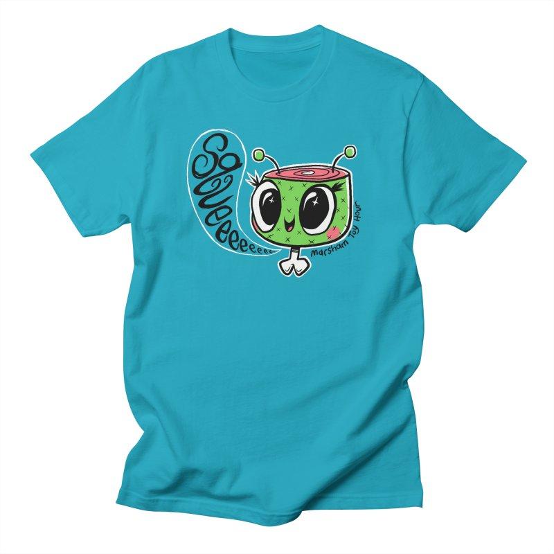 Marsham Squeeeee Men's T-Shirt by Marsham Toy Hour