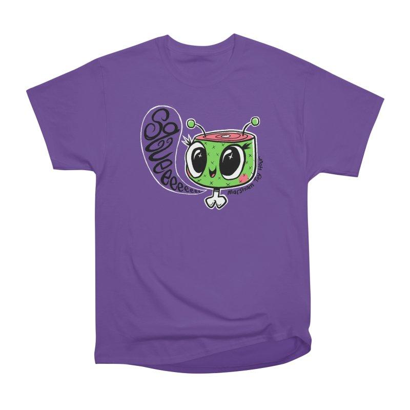 Marsham Squeeeee Women's Heavyweight Unisex T-Shirt by Marsham Toy Hour