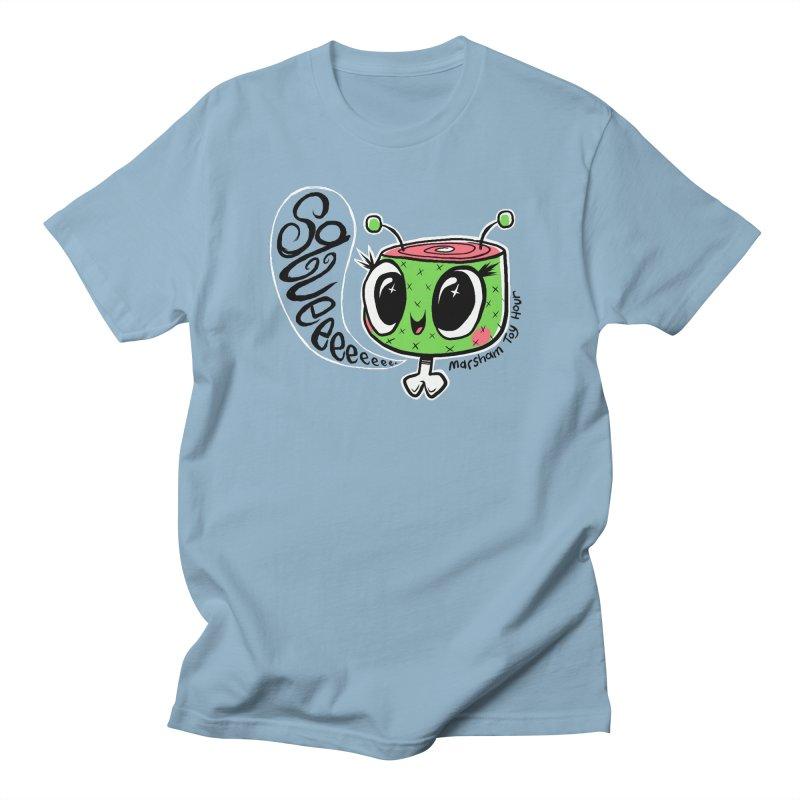 Marsham Squeeeee Women's Regular Unisex T-Shirt by Marsham Toy Hour
