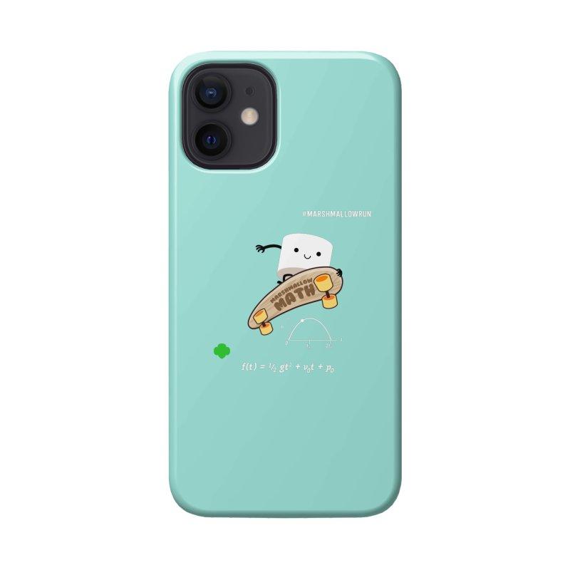 Marshmallow Math Accessories Phone Case by marshmallowrun's Artist Shop