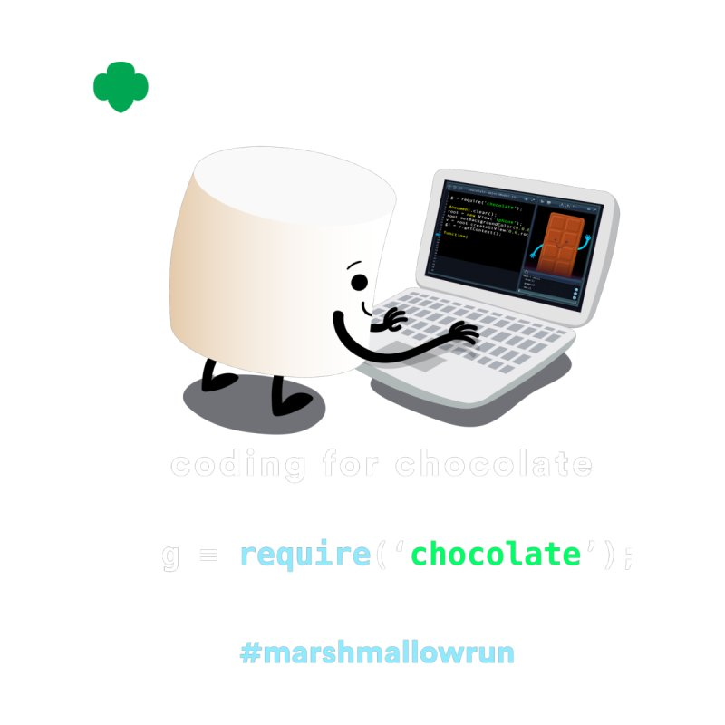 Chocolate Light None  by marshmallowrun's Artist Shop