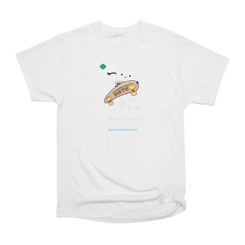 Marshmallow Math 3.0 Women's T-Shirt by marshmallowrun's Artist Shop