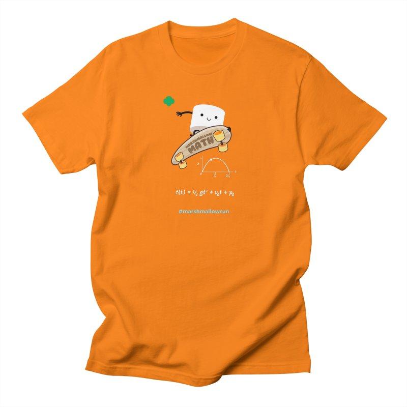 Marshmallow Math 3.0 Men's T-Shirt by marshmallowrun's Artist Shop