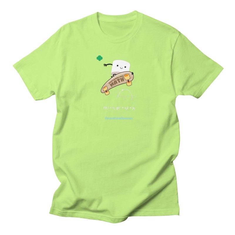 Marshmallow Math 3.0 Men's Regular T-Shirt by marshmallowrun's Artist Shop