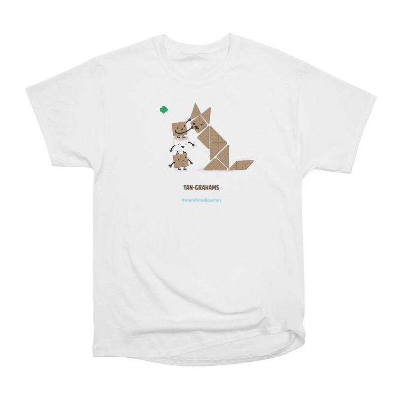 Graham Women's Heavyweight Unisex T-Shirt by marshmallowrun's Artist Shop