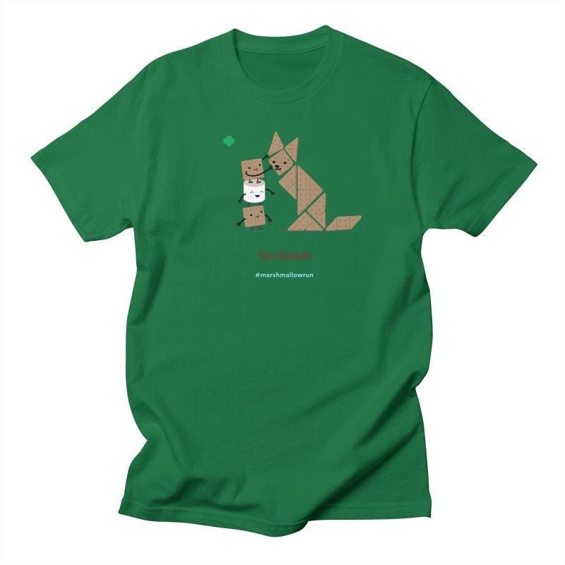 Graham Women's Regular Unisex T-Shirt by marshmallowrun's Artist Shop