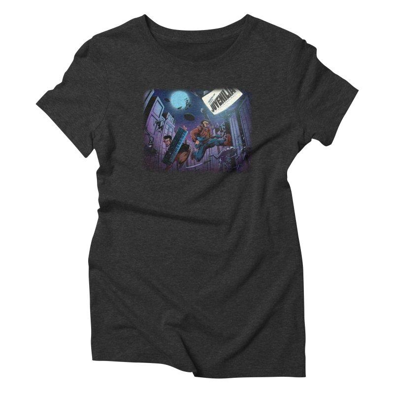 Juvenilia Cover Art Women's T-Shirt by marsupiallion's Artist Shop