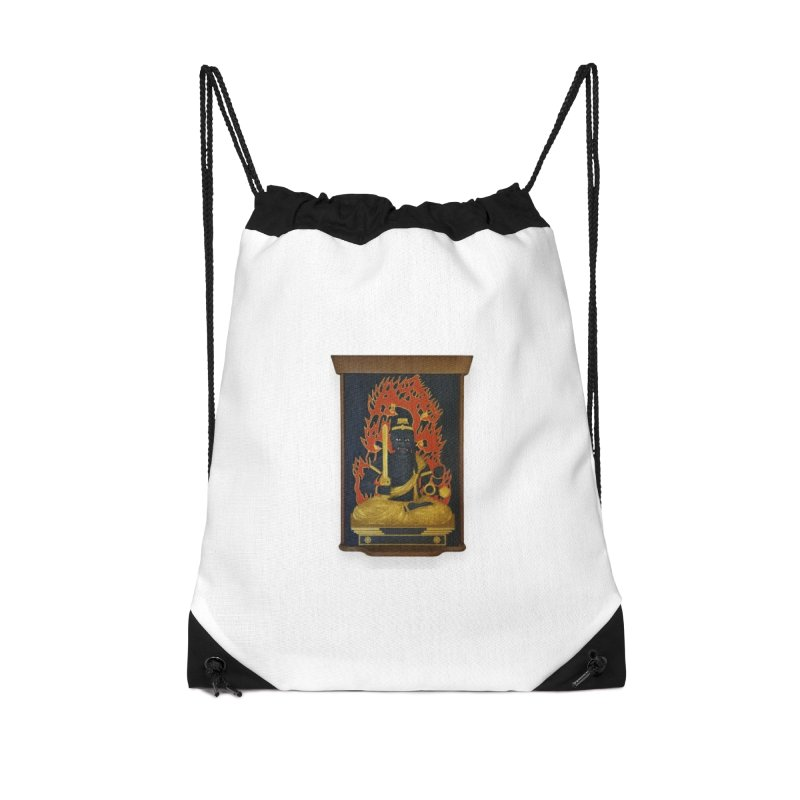 Fudo Myoo Accessories Bag by The Martial Arts Academy's Store