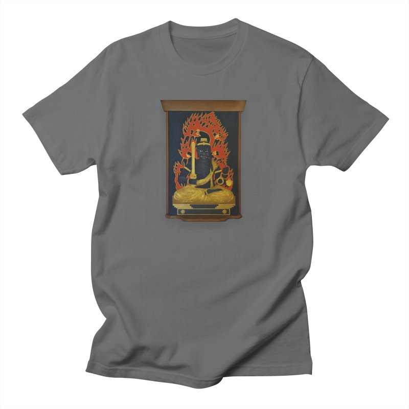 Fudo Myoo Men's T-Shirt by The Martial Arts Academy's Store