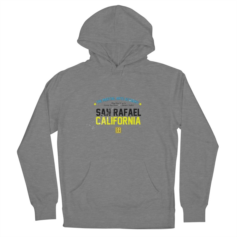 Old School, Black Type Women's Pullover Hoody by The Martial Arts Academy's Store